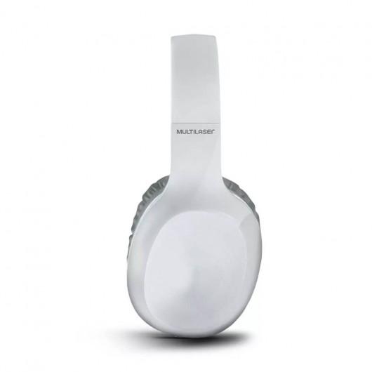Fone de Ouvido POP Bluetooth P2 Branco Multilaser